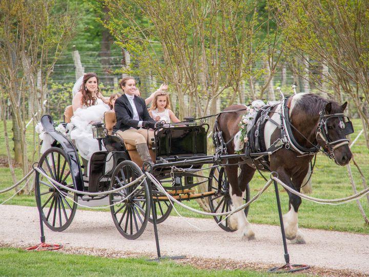 Tmx 1505142434428 Carriedrew Courtesy Of Dimples And Cheeks Photogra Charles City, VA wedding transportation