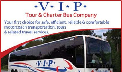 VIP Tour & Charter Bus Company