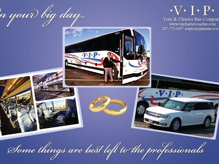 Tmx 1438370357044 Wedding 5x8 Jpg Portland wedding transportation