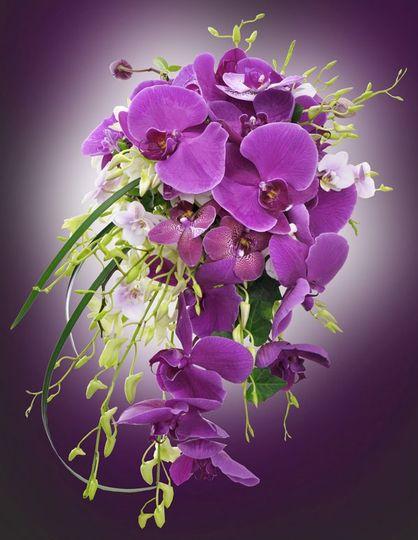 Phalaenopsisbouquet