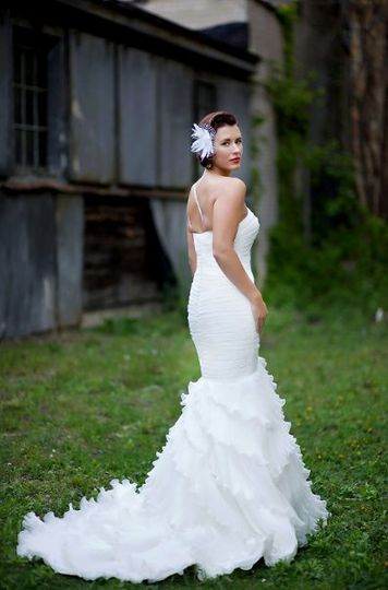 The wedding bell dress attire lansing mi weddingwire for Wedding dress cleaning birmingham