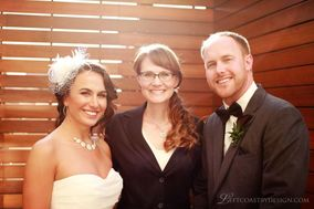 Rev. Kindra, Wedding Officiant