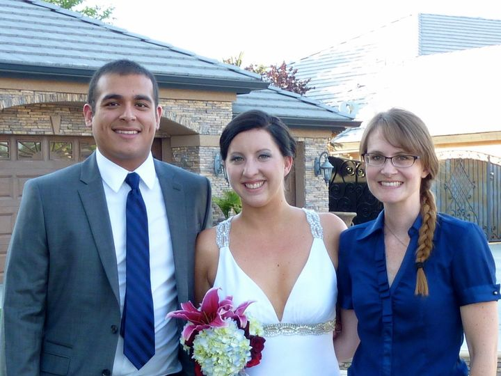Tmx 1398705898008 P111035 Bakersfield, CA wedding officiant
