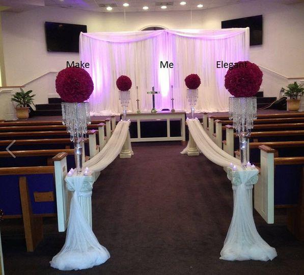 Church set up