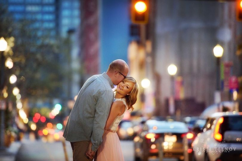 Kristy Telnov Photography - Engagement Session