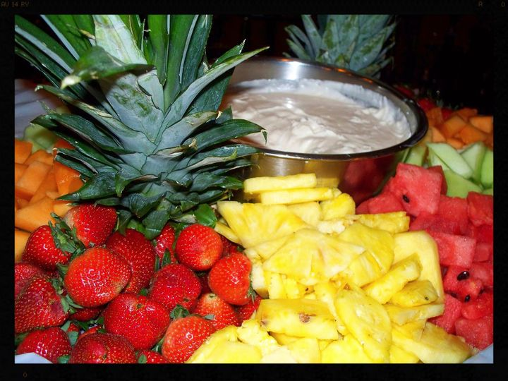 Fresh Cut Fruit platter MarketPlace Catering