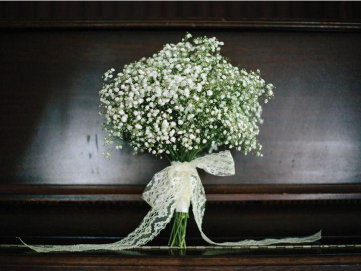 Tmx 1402710632127 Babys Breath Bouquet Little Silver wedding florist
