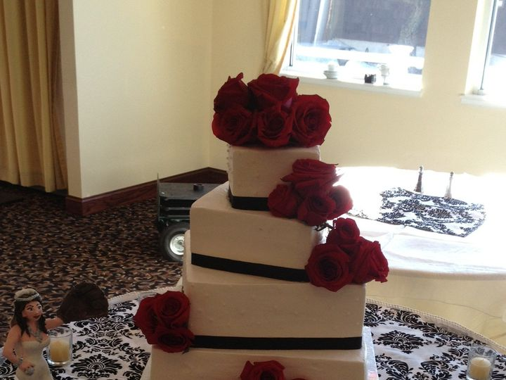Tmx 1375733578924 123 Toms River, NJ wedding cake