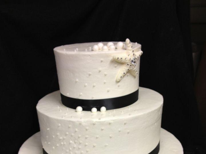 Tmx 1375733681985 266 Toms River, NJ wedding cake