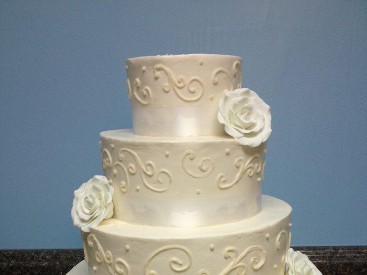 Tmx 1375733812119 361 Toms River, NJ wedding cake