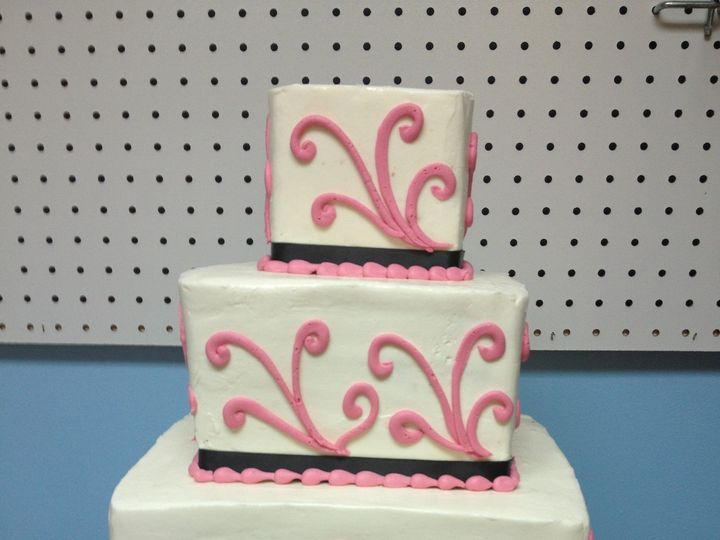 Tmx 1375733879328 408 Toms River, NJ wedding cake