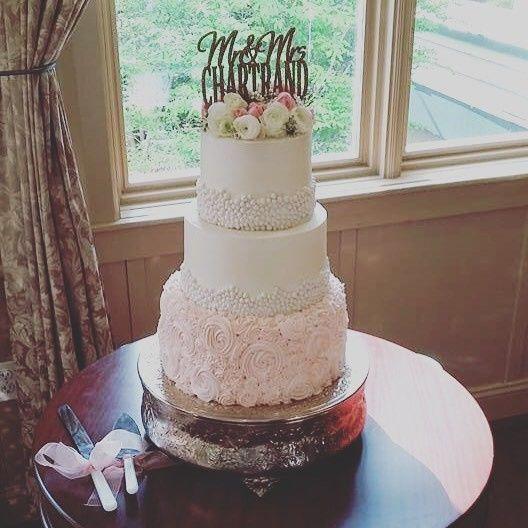Tmx 1499905392621 Brooke   Wedding Cake Saco wedding planner