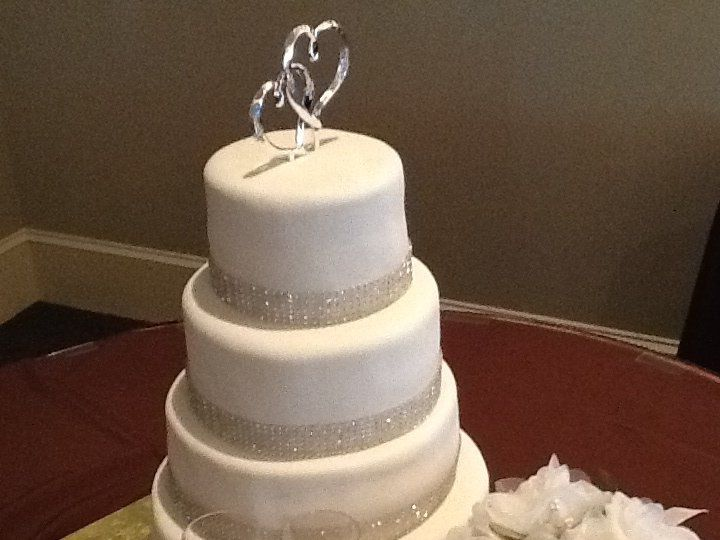 Tmx 1340206639380 White Jonesboro, GA wedding cake
