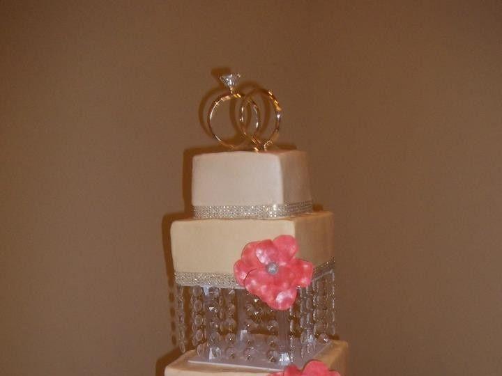 Tmx 1373591596889 1897834992257667769811045330223n Jonesboro, GA wedding cake