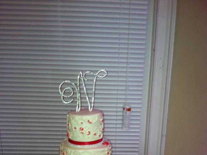Tmx 1373591603068 263216592651954101028175517769n Jonesboro, GA wedding cake