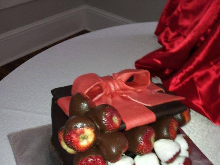 Tmx 1378162258446 5810456430890957239801395055805n Jonesboro, GA wedding cake