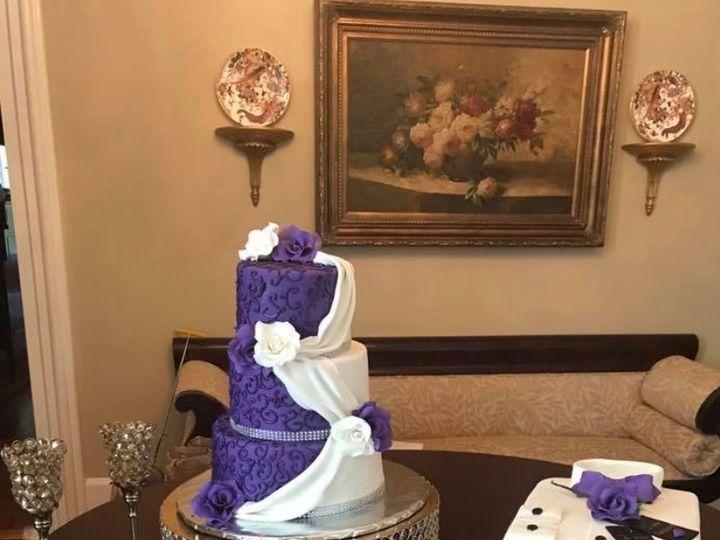 Tmx D324d93f Bc11 4e42 8312 Fdb7468aeaeb 51 379264 1560359285 Jonesboro, GA wedding cake
