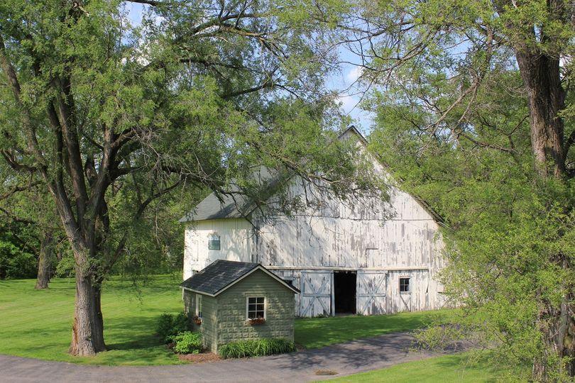 Prairie barn house