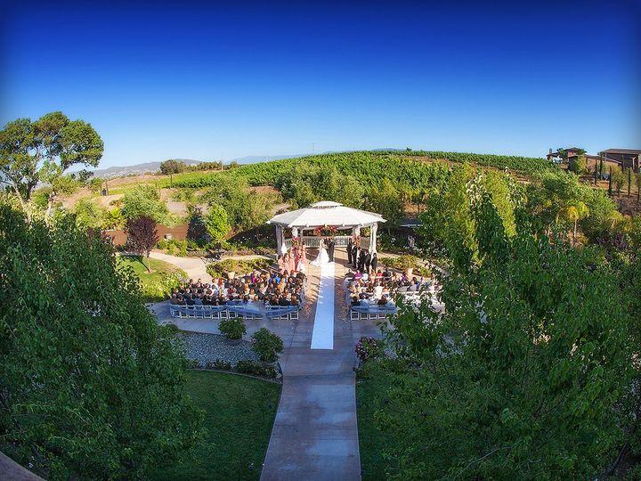 Tmx 1399410757778 White Gazebo Overhea Temecula, California wedding venue