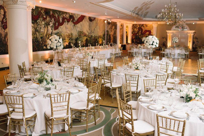 Palladian ballroom