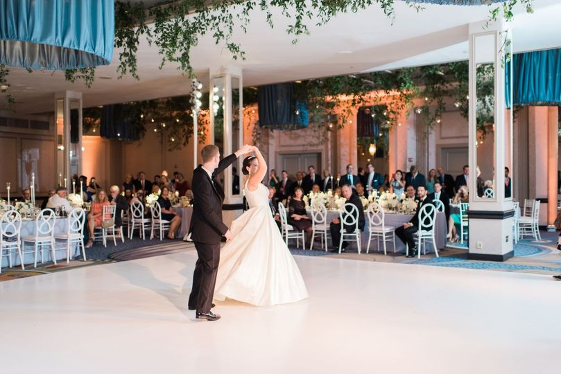 First Dance - Blue Room