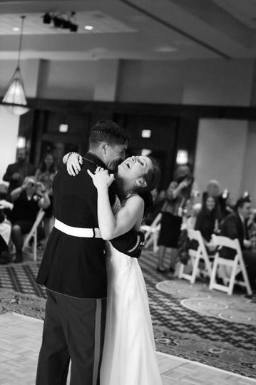 The couple | Compliments of KimBox Photography