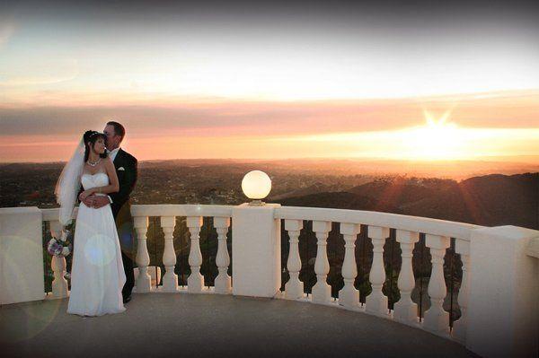 San Diego, California Wedding.