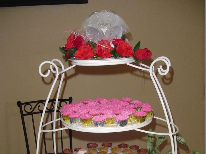 Tmx 1458832847629 Cupcake Display2 2010 Muscatine, IA wedding catering
