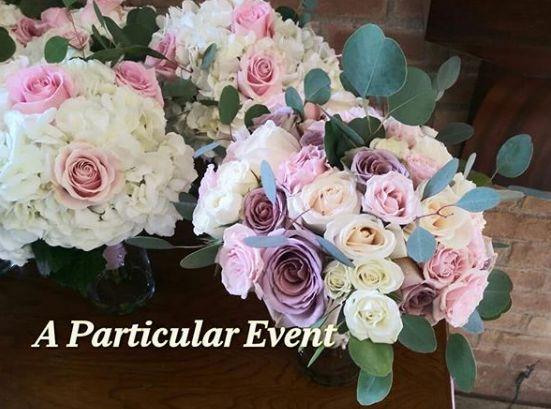 Bouquets Lavender, Pink