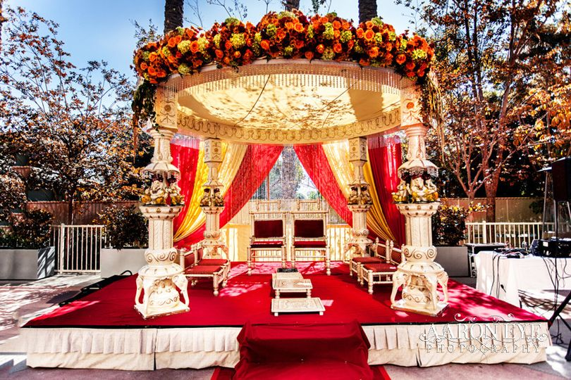 Wyndham Anaheim Garden Grove Wedding Ceremony Reception Venue Wedding Rehearsal Dinner