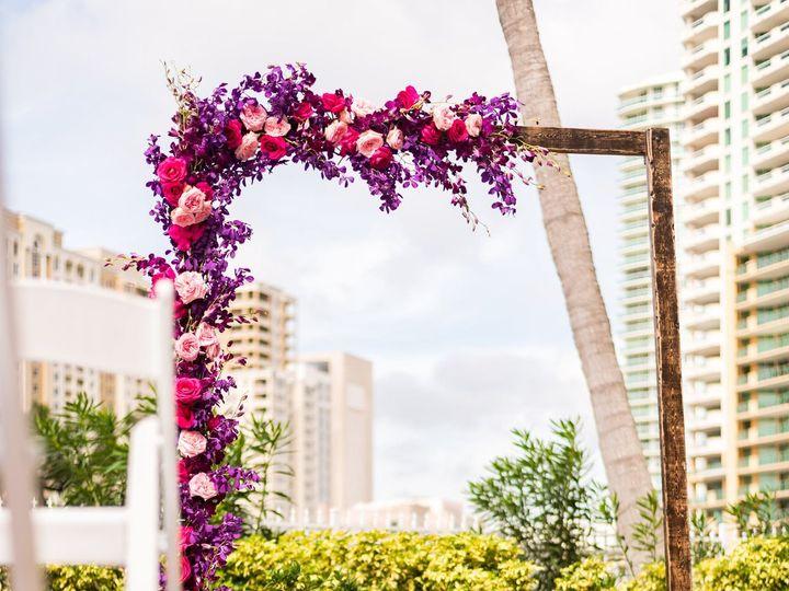 Tmx 1530621121 70aa5043c48d8351 1530621118 B15600e707d4307f 1530621110245 2 Kevin   Julianne S Coconut Creek, FL wedding florist