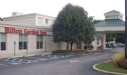 Hilton Garden Inn Burlington 1
