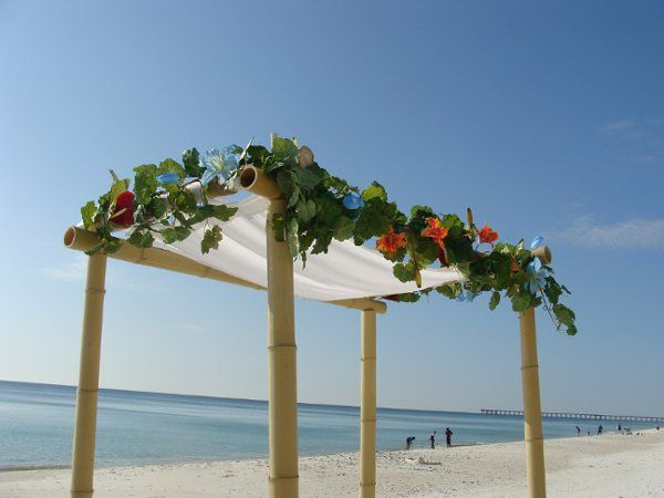 Weddings Beach Side Event Rentals Panama City Beach