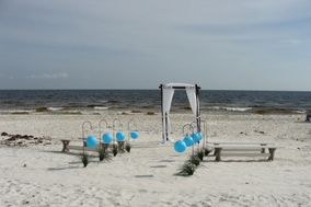 Weddings Beach Side