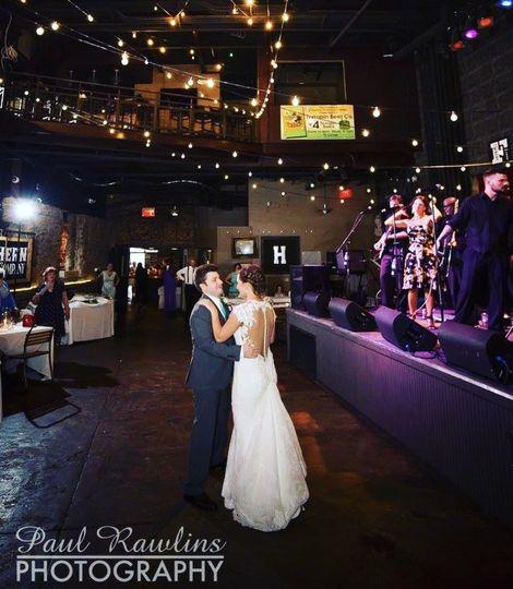 Wedding dance | Paul Rawling Photography