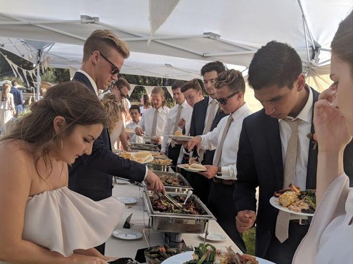 Tmx Buffet4 51 564364 158544537777508 Santa Rosa, CA wedding catering