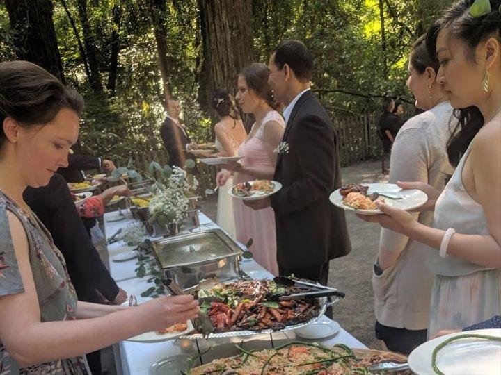 Tmx Buffet7 51 564364 158544537890056 Santa Rosa, CA wedding catering
