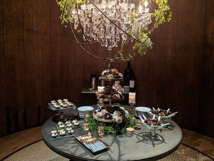 Tmx Dessertdisplay 51 564364 158544538295428 Santa Rosa, CA wedding catering