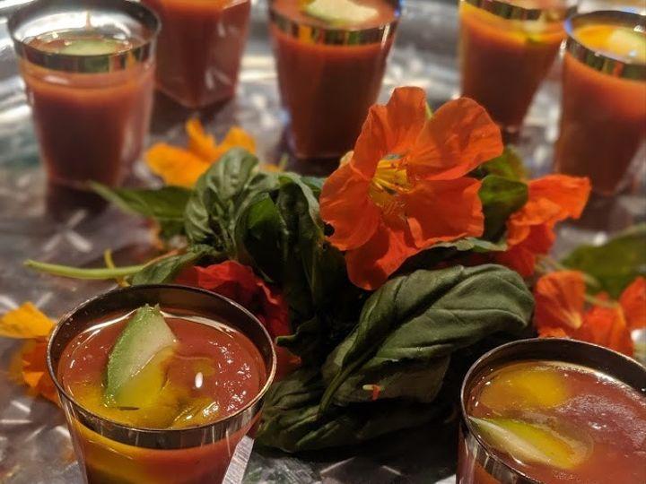 Tmx Gazpacho1 51 564364 158544538376583 Santa Rosa, CA wedding catering