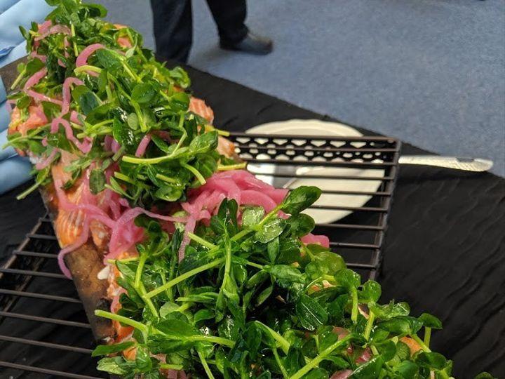 Tmx Salmonbuffet 51 564364 158544538478824 Santa Rosa, CA wedding catering