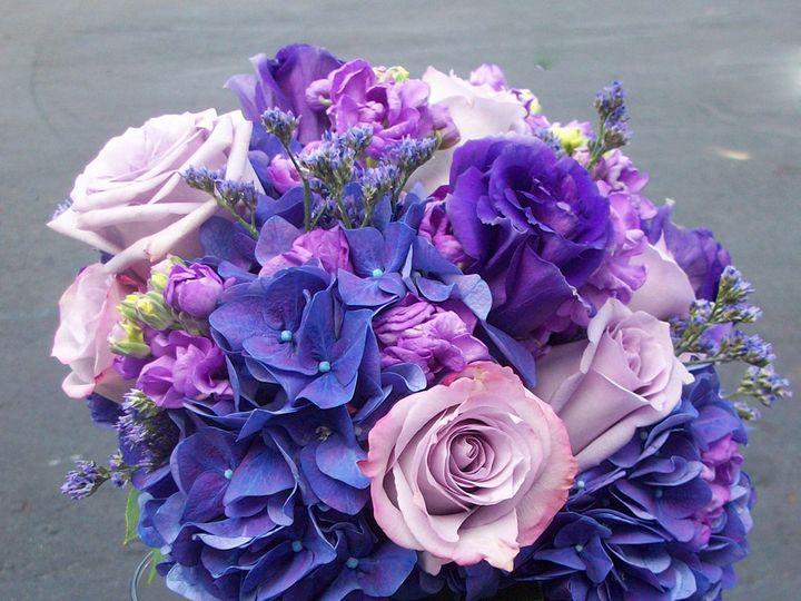 Tmx 1415123524347 Allpurples Willow Grove, Pennsylvania wedding florist