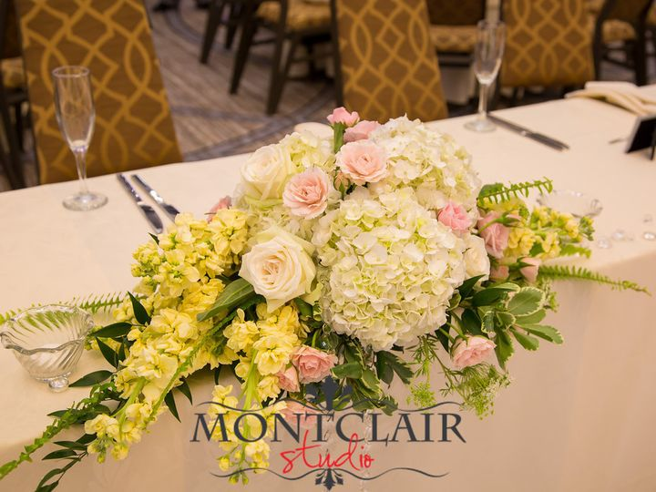 Tmx 1417644189743 Cpheadtable Willow Grove, Pennsylvania wedding florist