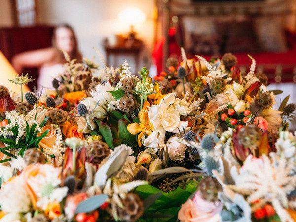 Tmx 1452033341190 Wbarleysheafbqtcloseup Willow Grove, Pennsylvania wedding florist