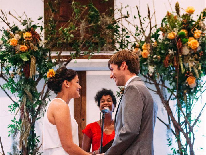 Tmx 1452033373687 Wbarleysheafindoorarch Willow Grove, Pennsylvania wedding florist