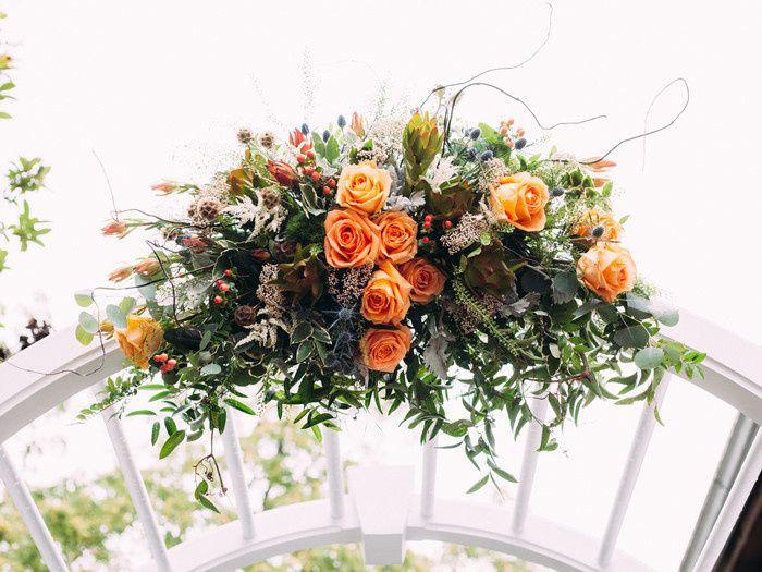 Tmx 1452033386029 Wbarleysheafoutsidearch Willow Grove, Pennsylvania wedding florist