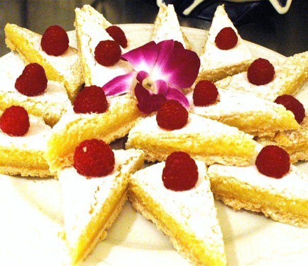 Raspberry Lemon Tart