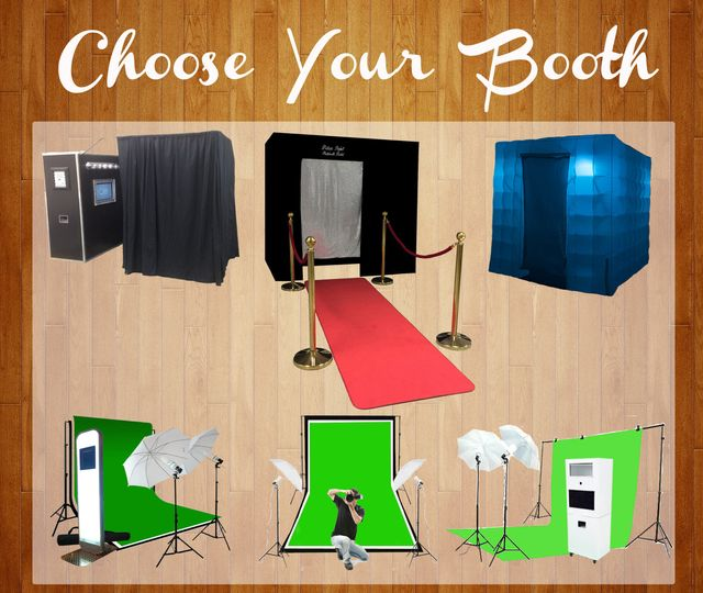 choose your booth