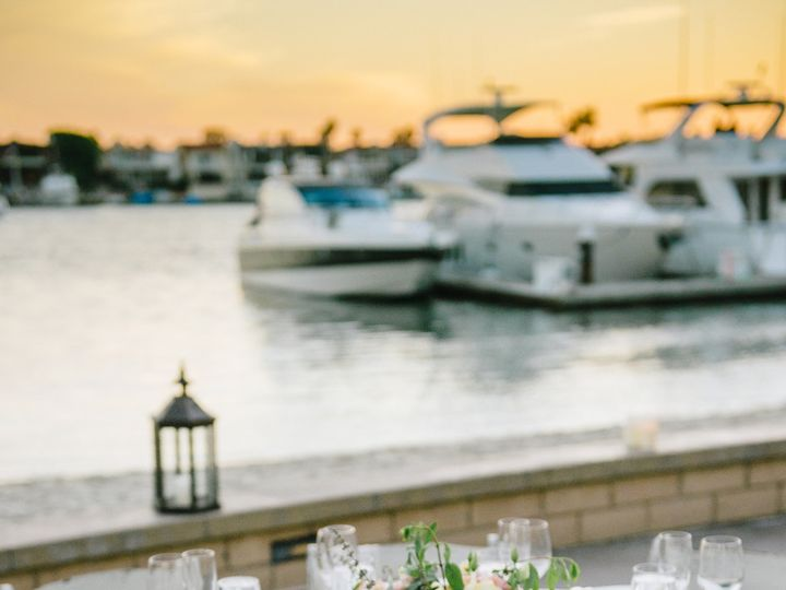 Tmx 1400081802538 Outdoor Reception Table   Amy And Stuart Photograp Newport Beach, CA wedding venue