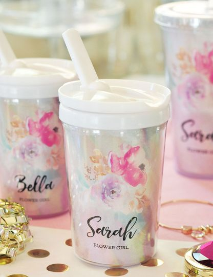 Pretty Flower Girl Goodies