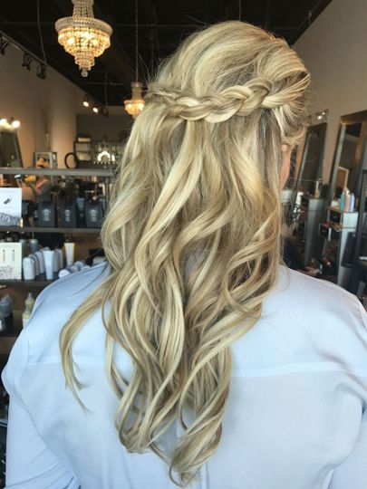 Megan Wages Hair And Makeup Beauty Health Destin Fl Weddingwire